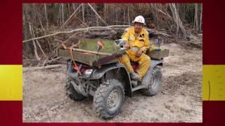 Inside the Alberta wildfire mobile repair facility