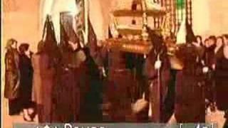 preview picture of video 'SEMANA SANTA LA HINOJOSA (CUENCA) viernes santo 1 parte'