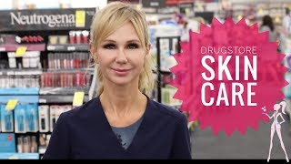 Shop At A Drugstore For Skin Care With A Board-Certified Dermatologist