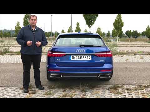 Der neue Audi A6 Avant 45 TFSI Quattro - Review - Test - Drive - 2019