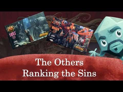 The Others: Ranking the Sins - with Zee Garcia