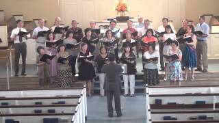 """Arise and Come to Jesus"" - TAFPC Choir, 9/13/2015"