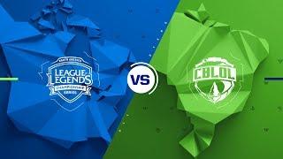 NA vs. BR | Group Stage | 2017 All-Star Event | North America vs. Brazil