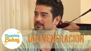 Ian shares how he is when it comes to love | Magandang Buhay