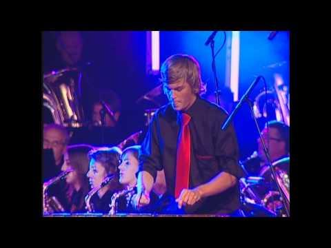 Chardas solist Joris Roelofs bij Proms Fanfare St. Cornelius