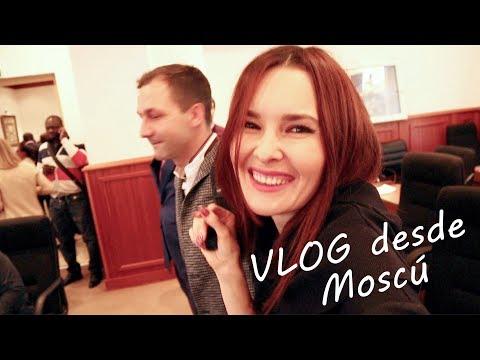 VLOG desde Moscú: Un día de Senegal en Rusia