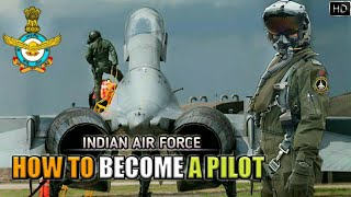 How To Become A Pilot In Indian Air Force - Indian Air Force Pilot (Hindi)