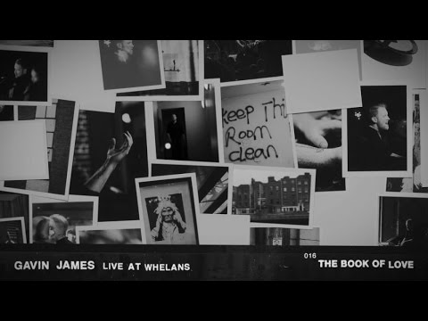 Gavin James - The Book Of Love video
