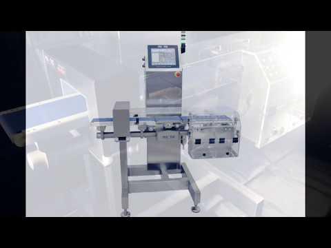 Pen-Tec MHR600UC金属探测器检查秤