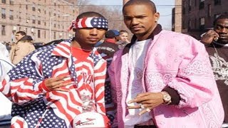 Cam'ron & Juelz Santana Freestyle (Stretch Armstrong)