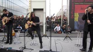 Archive - Kings Of Speed (live acoustic @ mk2 Bibliothèque - 03 juin 2014)