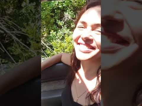 Фото видеогид Дорога на Гегский водопад