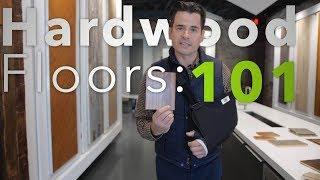 What kind of hardwood floor is the best? : flooring university hardwood 101