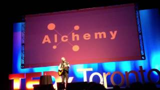 Steven Page at TEDxToronto