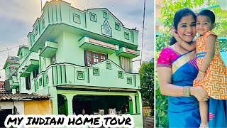 Nan Poranthu Valarntha Veedu !!! Indian Home Tour !