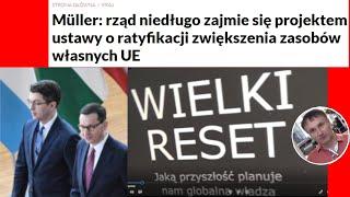 Z.Kękuś PPP 306 Morawiecki opóźnia debatę Sejmu w sprawie ratyfikacji decyzji o zasobach własnych UE