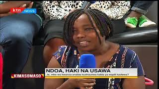 Kimasomaso: Ndoa,Haki na Usawa