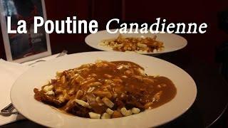 La poutine Québecoise - Robin au Canada : CuisineAZ