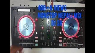nonstop nepali hits mix(DJ SR )2016