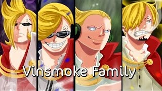 ONE PIECE Sanji Before Wedding  His Wife Finally Appears In Manga  Big Mom And Vinsmoke Family