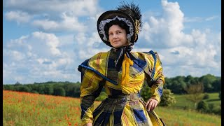 Dress In A Day: 1830s Day Dress