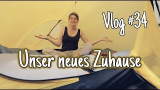 Zelten in Slowenien inkl. Roomtour ⎜ Vlog #34
