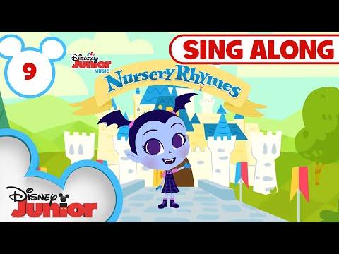 Sing Along Nursery Rhymes Part 9 | 🎶 Disney Junior Music Nursery Rhymes | Disney Junior