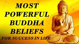 Powerful Inspirational Gautam Buddha Quotes For Success - Buddha Quotes - Buddhism Beliefs - Buddha
