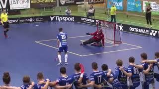 Floorball Penalty Shoot Martin Tokoš