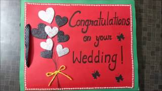 Special Scrapbook Idea for Sister's Marriage
