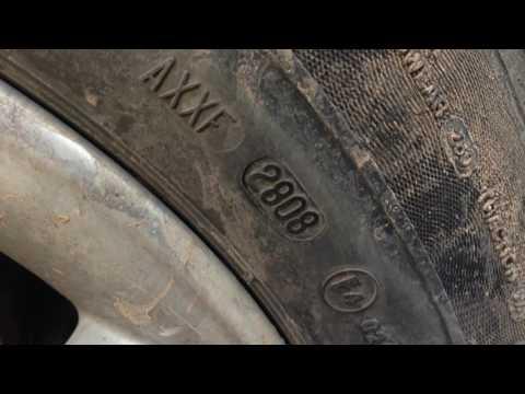 Когда менять старые шины на новые?