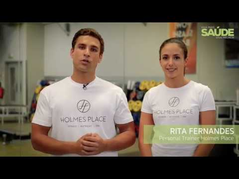 Vídeo: Tonifique os braços!