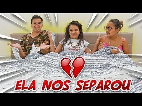 MINHA IRMÃZINHA DORMIU COM A GENTE! - (DEU RUIM) - KIDS FUN