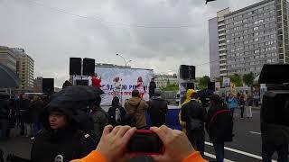 Сахарова митинг.Другое правительства Москвы. Антисобяка Митинг