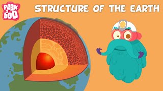 Structure Of The Earth | The Dr. Binocs Show | Educational Videos For Kids