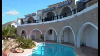 preview picture of video 'Spain Costa Blanca rent a villa for your vacation'