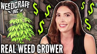 Real Weed Grower Builds An Empire In Weedcraft