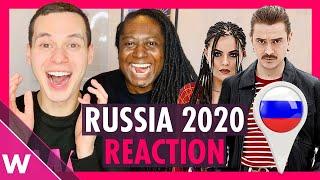 "Russia Eurovision 2020 Reaction - Little Big ""Uno"""
