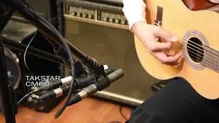 CM-60 Takstar, Конденсаторный микрофон (2) от компании DiscoShop - видео