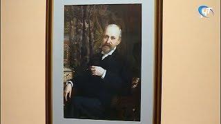 В музее изобразительных искусств начала работу выставка, посвященная архитектору Альфреду Парланду