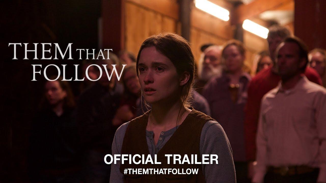Trailer för Them That Follow