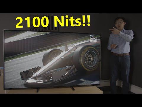 External Review Video eXlHwCxRtiI for Sony ZH8 8K Full Array LED TV