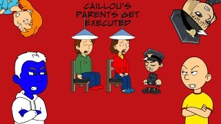 caillou's parents get executed (THE MOST VIEWED VIDEO)