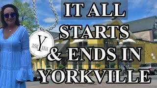 ASK YANA - It All Starts & Ends In Yorkville