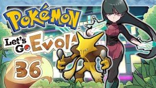 Sabrina - Meisterin der Psycho-Pokémon 🌏 POKEMON LET