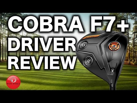 NEW COBRA F7+ DRIVER REVIEW
