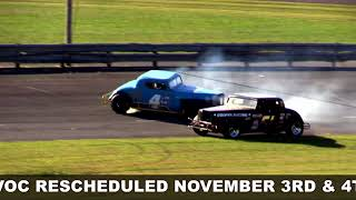 Halloween Havoc at Ona Speedway Nov. 3rd & 4th