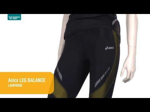 Damen Laufhose Asics Leg Balance Tight