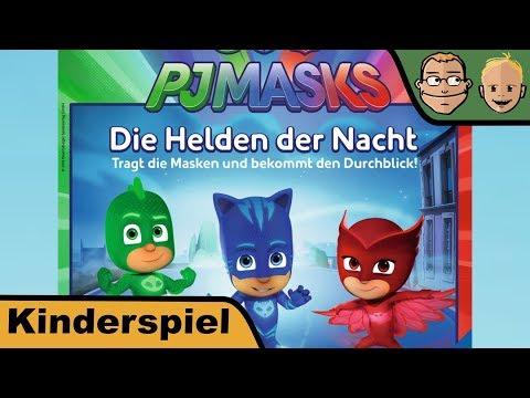 Die Masken für die Person mit dem roten Fisch