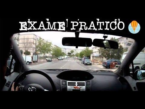 Troca da CNH em Portugal | Exame Prático | Minha experiência Parte II